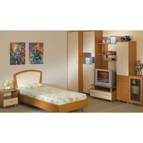 Model dormitor tineret 32