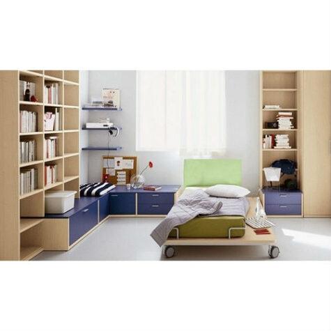 Model dormitor tineret 49