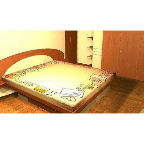Model dormitor tineret 52