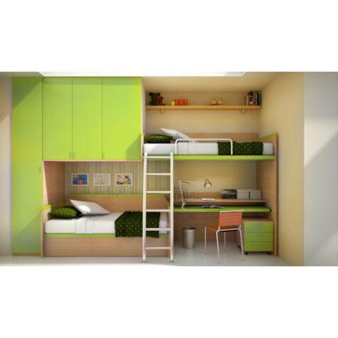 Model dormitor tineret 55