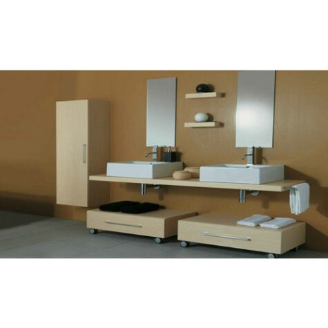 Model mobilier baie 33