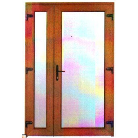 Model ușă cu puiuț PVC 1
