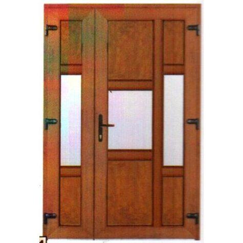 Model ușă cu puiuț PVC 14