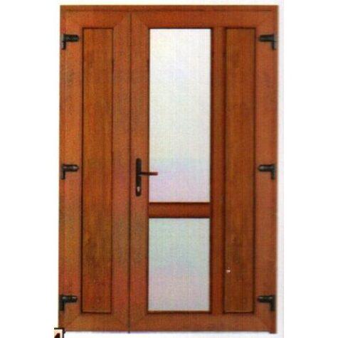Model ușă cu puiuț PVC 17