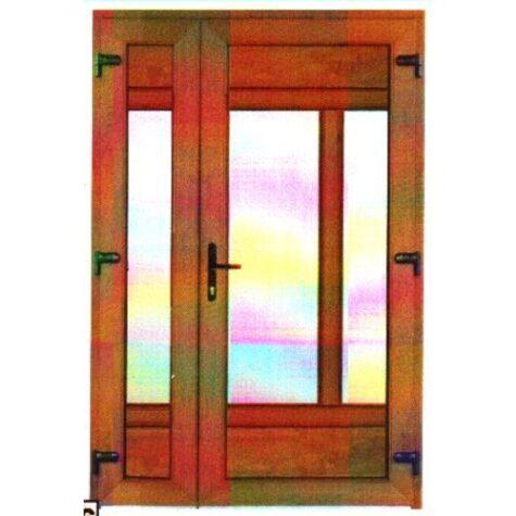 Model ușă cu puiuț PVC 19