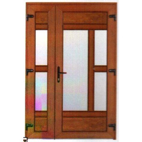 Model ușă cu puiuț PVC 20