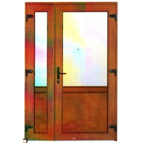 Model ușă cu puiuț PVC 23