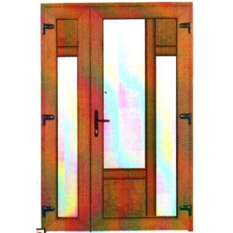 Model ușă cu puiuț PVC 24