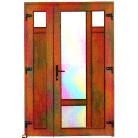 Model ușă cu puiuț PVC 26