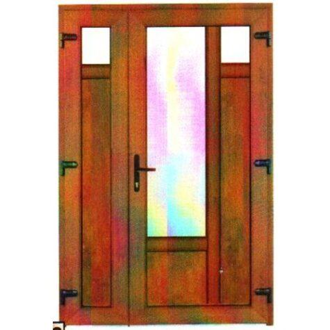 Model ușă cu puiuț PVC 27