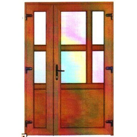 Model ușă cu puiuț PVC 3