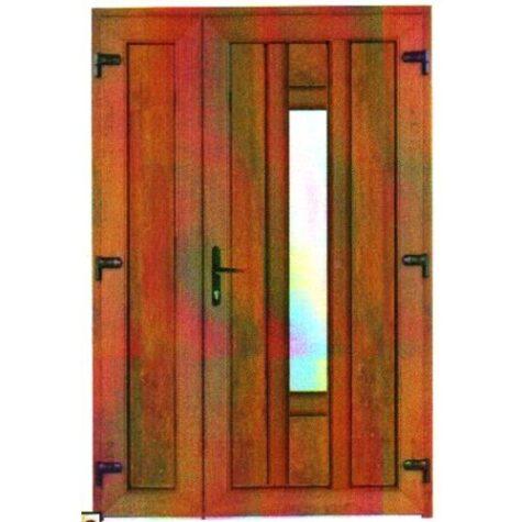 Model ușă cu puiuț PVC 30