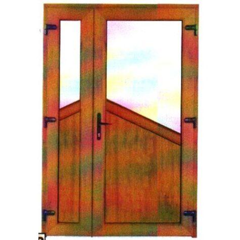 Model ușă cu puiuț PVC 32