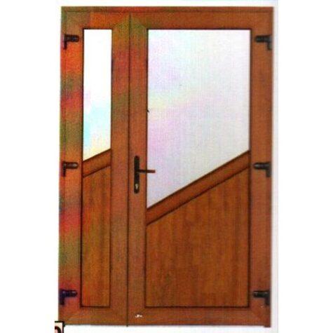 Model ușă cu puiuț PVC 33