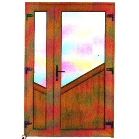 Model ușă cu puiuț PVC 36