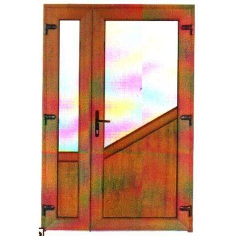 Model ușă cu puiuț PVC 38
