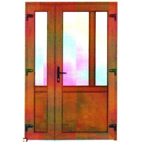 Model ușă cu puiuț PVC 45