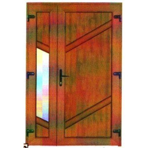 Model ușă cu puiuț PVC 46