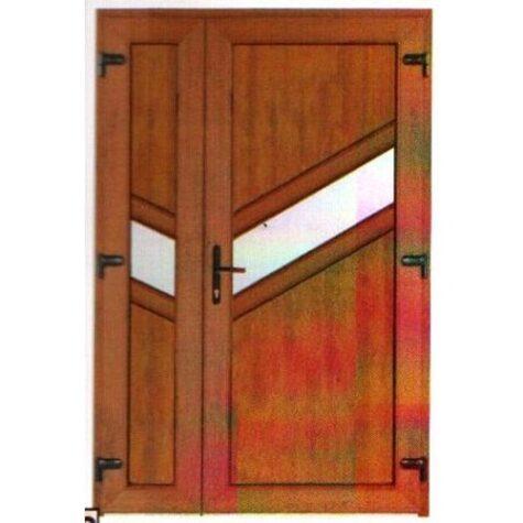 Model ușă cu puiuț PVC 48