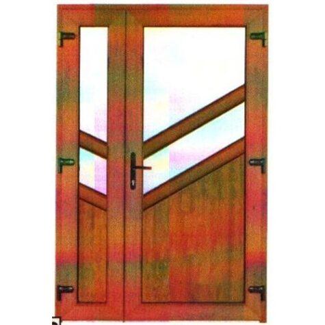 Model ușă cu puiuț PVC 49
