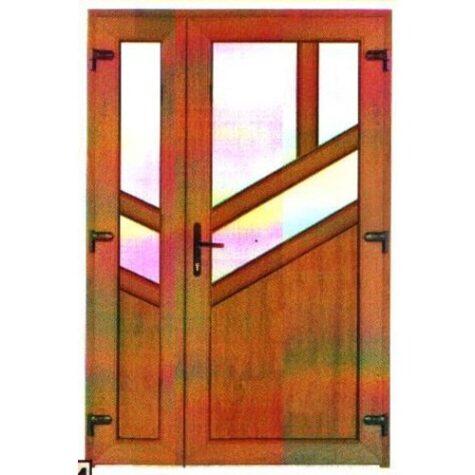 Model ușă cu puiuț PVC 50