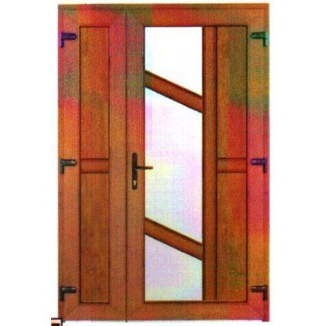 Model ușă cu puiuț PVC 51