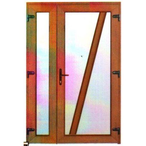 Model ușă cu puiuț PVC 53
