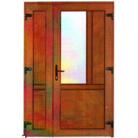 Model ușă cu puiuț PVC 56