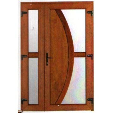 Model ușă cu puiuț PVC 64