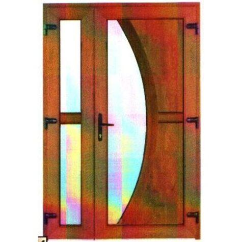 Model ușă cu puiuț PVC 69