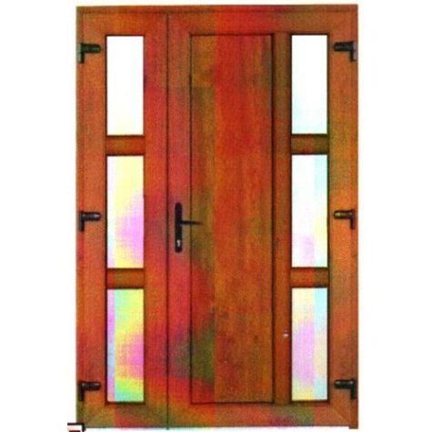Model ușă cu puiuț PVC 7