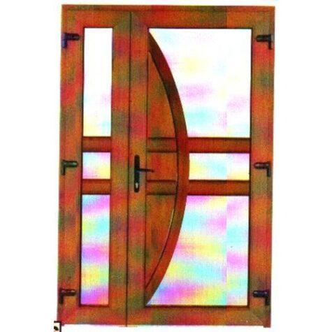 Model ușă cu puiuț PVC 74