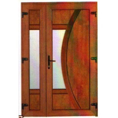 Model ușă cu puiuț PVC 81