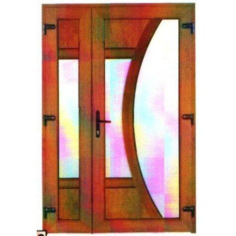 Model ușă cu puiuț PVC 82